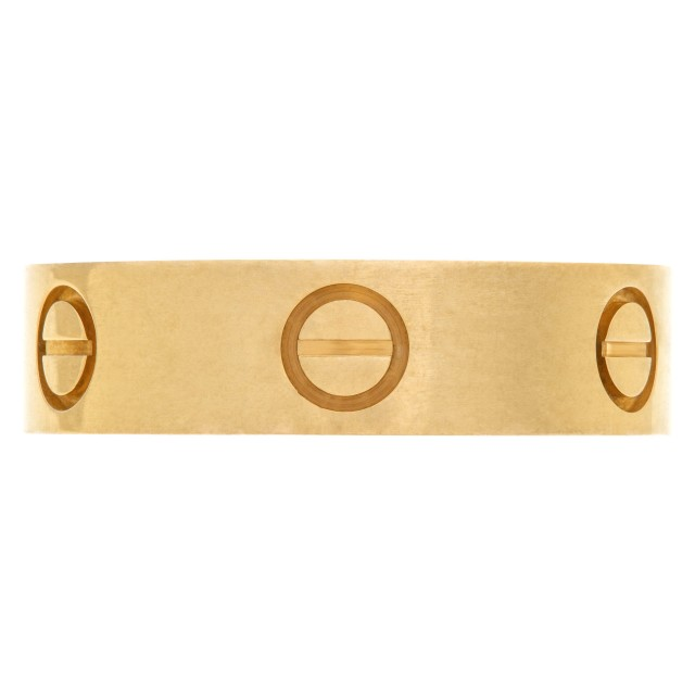 Cartier Love ring in 18k image 1