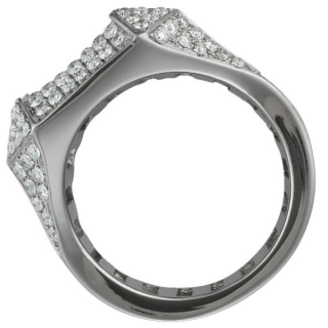 Mens Diamond Ring image 3