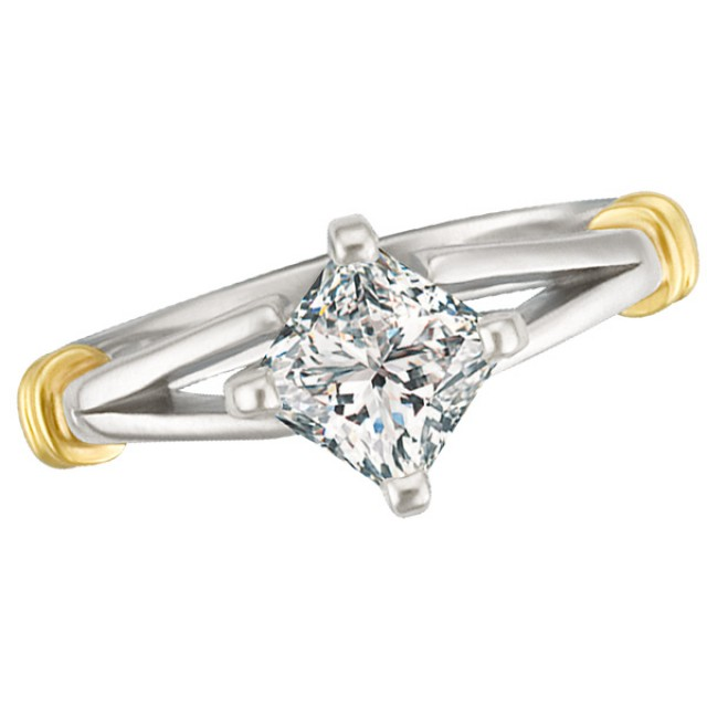 GIA Certified Diamond Ring 1.02 cts (D Color, VS1 Clarity) image 1