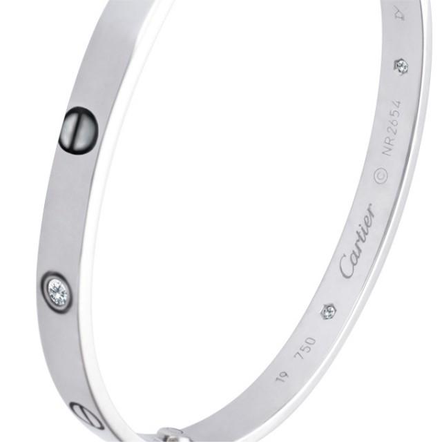 Cartier Love bracelet image 1