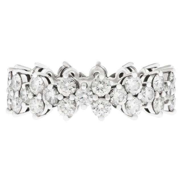 Tiffany & Co Arie Diamond Eternity Ring image 1