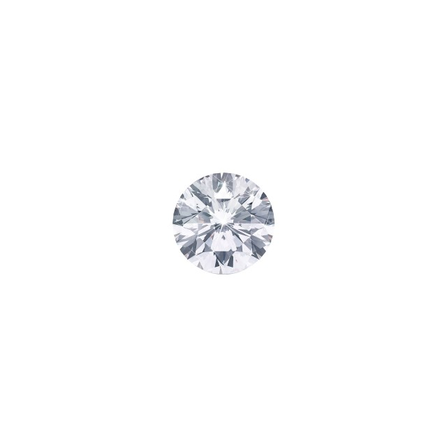 Gia Certified Round Diamond .70 Carats (H color, SI2 clarity) image 1