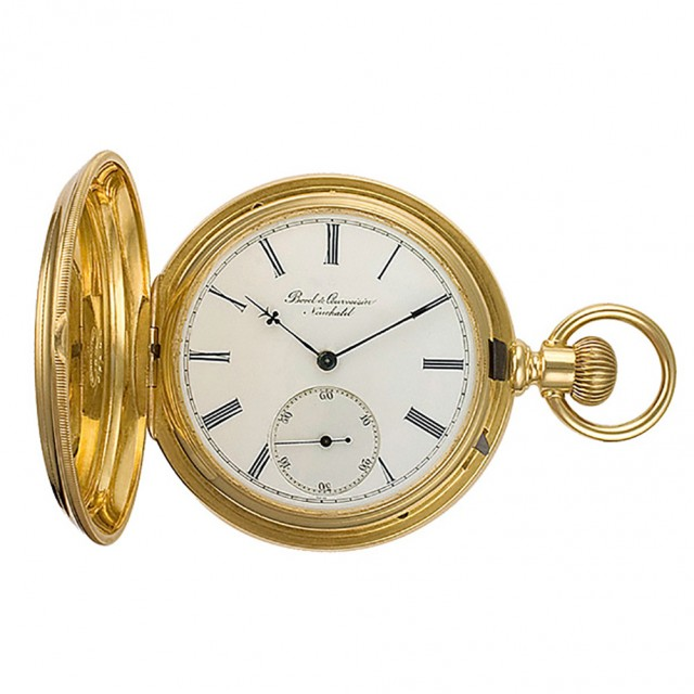 Borel & Courvoiser pocket watch image 1