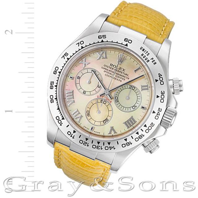Rolex Daytona 116519 image 1