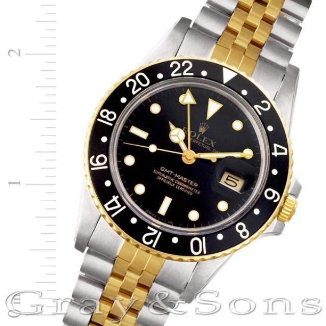 Rolex GMT-Master 16753 image 1