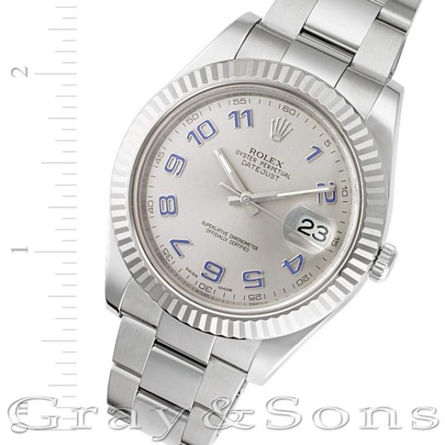 Rolex Datejust II 41mm 116334 image 1