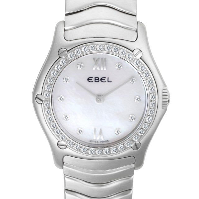Ladies Ebel Sportwave 21mm e9157F14 image 1