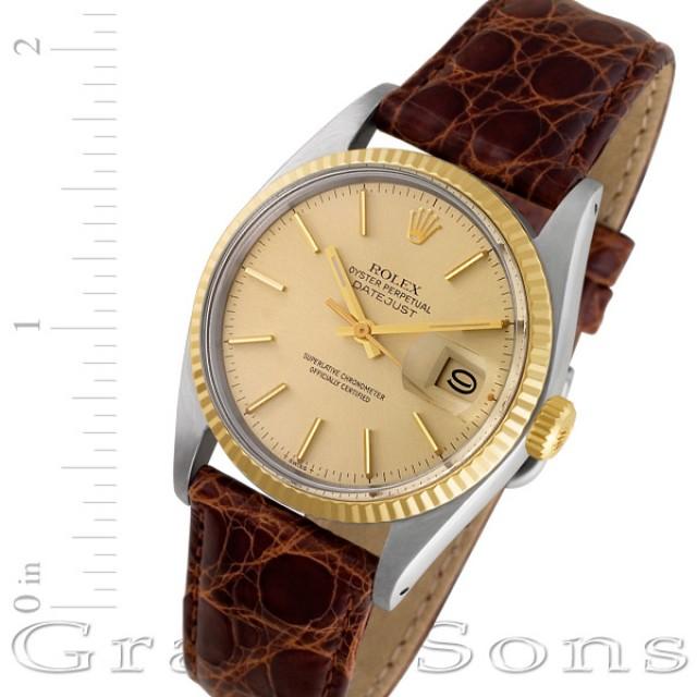 Rolex Datejust 16013 image 1