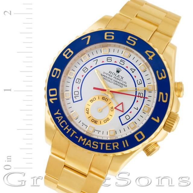 Rolex Yacht-Master II 44mm 116688 image 1