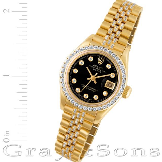 Rolex Datejust 69178 image 1
