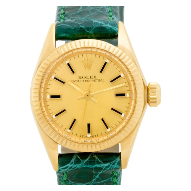 Ladies Rolex Oyster Perpetual 26mm 6719 image 1
