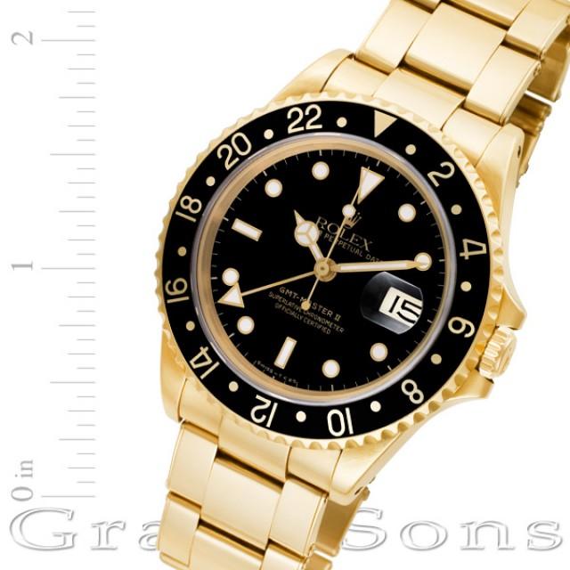Rolex GMT-Master II 16718 image 1
