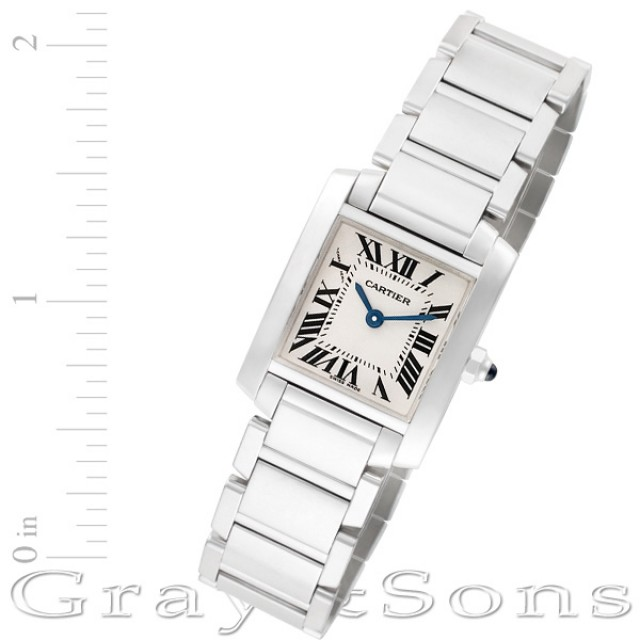Cartier Tank Francaise 20mm w5001253 image 1