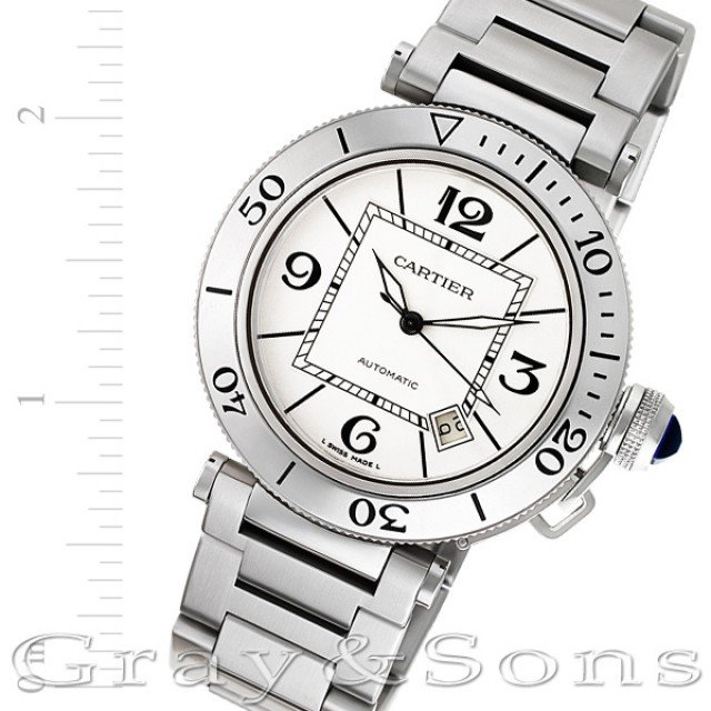 Cartier Seatimer 40mm W31080M7 image 1