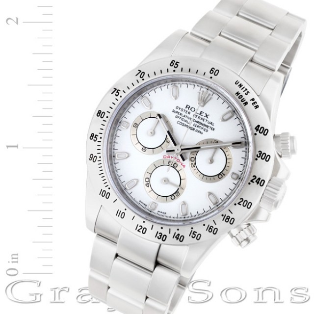 Rolex Daytona 40mm 116520 image 1