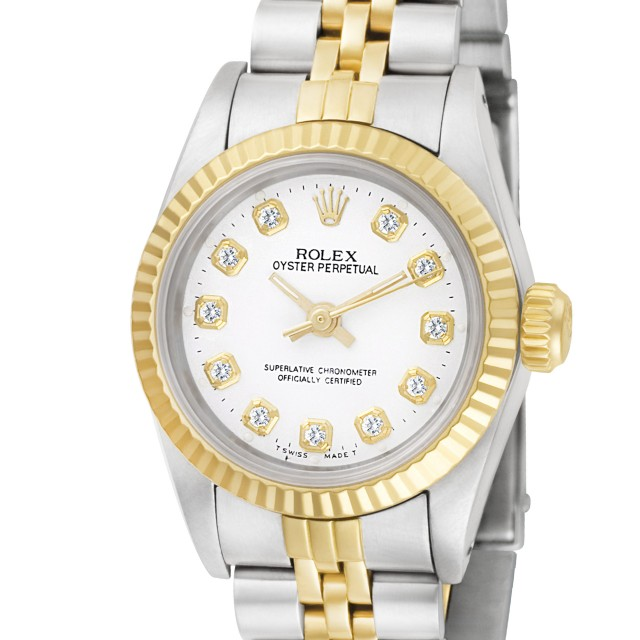 Ladies Rolex Oyster Perpetual 26mm 67193 image 1