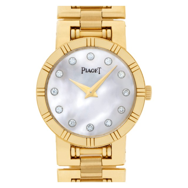Ladies Piaget Dancer 23mm 80563K81 image 1
