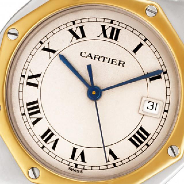 Cartier Santos 187902 image 2