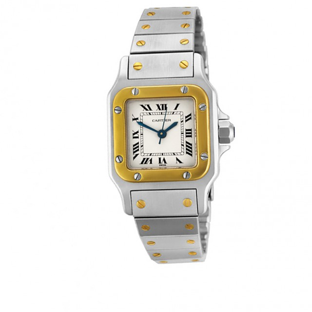 Cartier Santos 26mm W20012C4 image 1