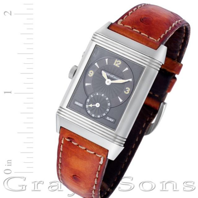 Jaeger LeCoultre Reverso Duo 26mm 270.8.54 image 1