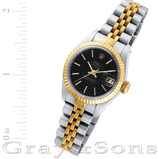 Ladies Rolex Datejust 26mm 79173 image 1