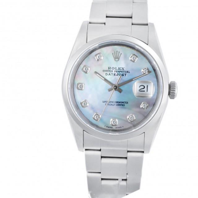 Rolex Datejust 16200 image 2
