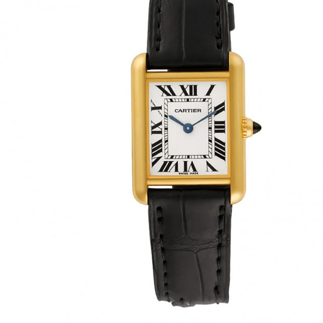 Cartier Tank 22mm 2442 image 1