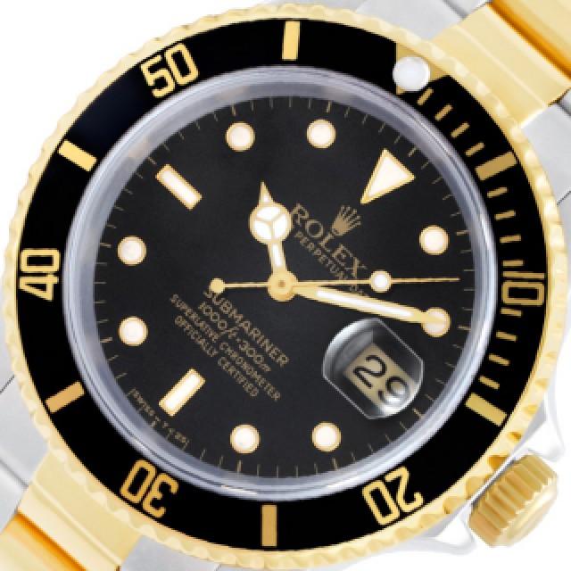 Rolex Submariner 16613 image 2