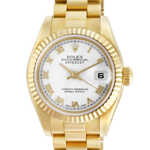 Ladies Rolex Datejust 26mm 179178 image 1