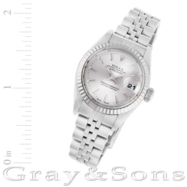 Ladies Rolex Datejust 26mm 79174 image 1