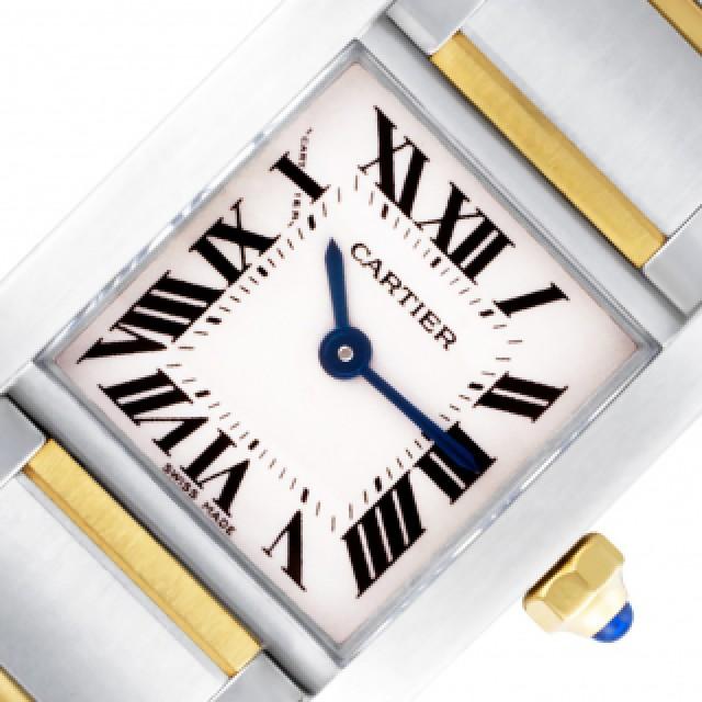 Cartier Tank Francaise W51007Q4 image 2