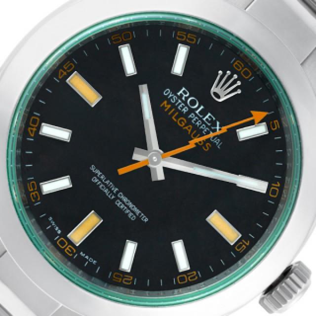 Rolex Milgauss 116400GV image 3