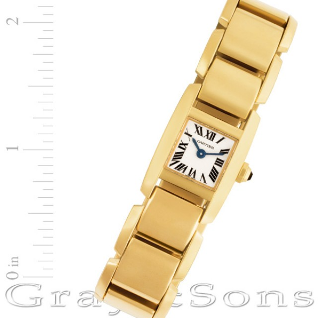 Cartier Tankissime 16mm 2828 image 1