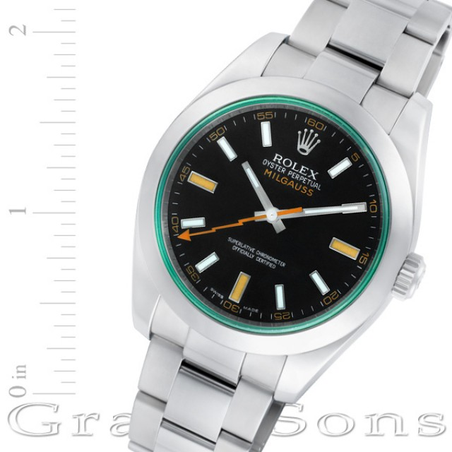 Rolex Milgauss 116400V image 1