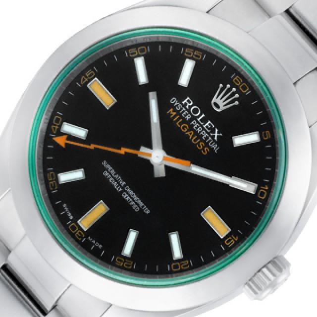 Rolex Milgauss 116400V image 3