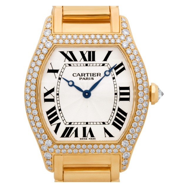 Cartier Tortue 33mm image 1