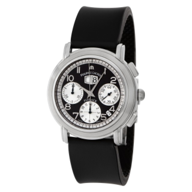 Maurice Lacroix Flyback Chrono mp6098-ss001-12e image 2