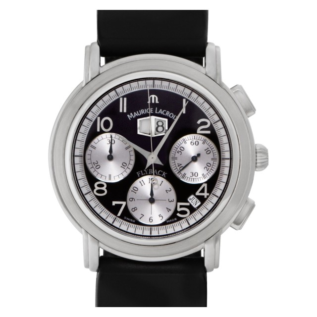 Maurice Lacroix Flyback Chrono 40mm mp6098-ss001-12e image 1