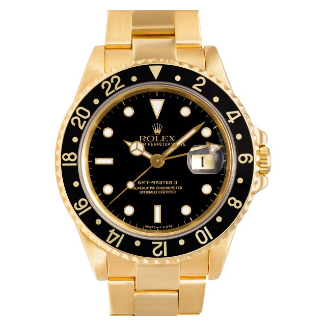 Rolex GMT-Master 40mm 16718 image 1
