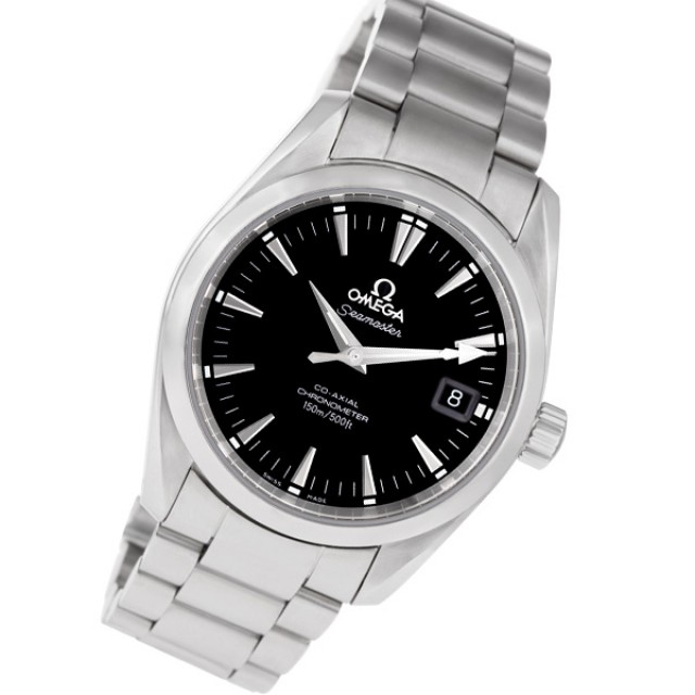 Omega Seamaster Co-Axial 36mm image 1