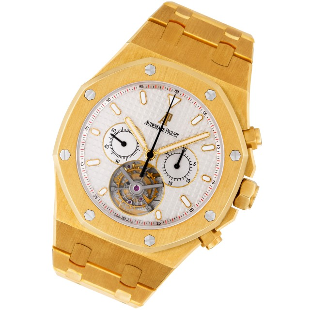 Audemars Piguet Tourbillon 46.5mm 25977BA.OO.1205BA.02 image 1