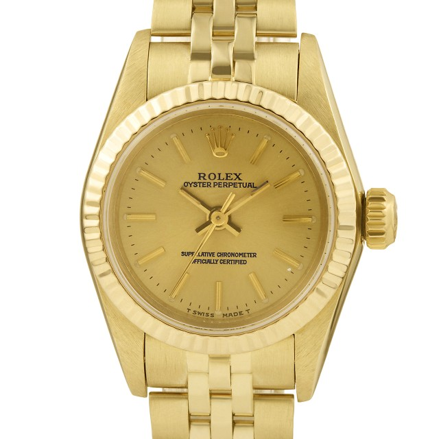 Ladies Rolex Oyster Perpetual 26mm 67197 image 1
