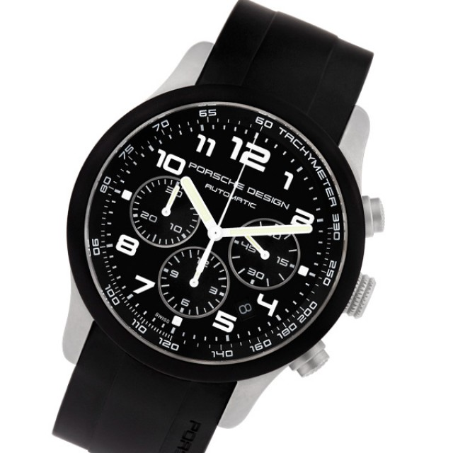 Porsche Design Chronograph 41mm 6612.15/2 image 1