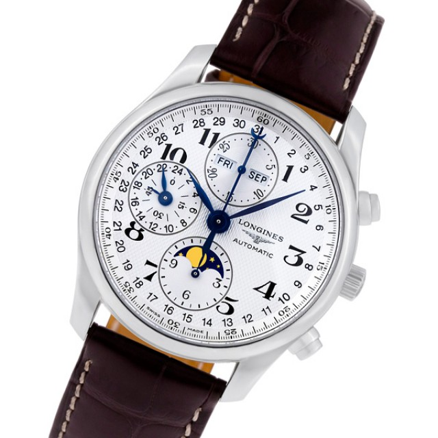 Longines Master Collection 39.5mm L2.673.4 image 1