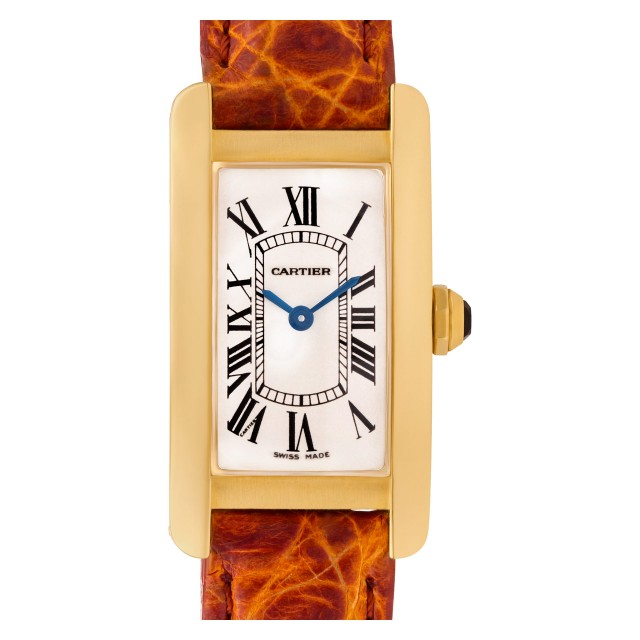 Cartier Tank American 19mm W2601556 image 1