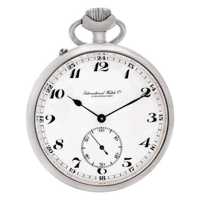 IWC pocket watch 55mm 564727 image 1