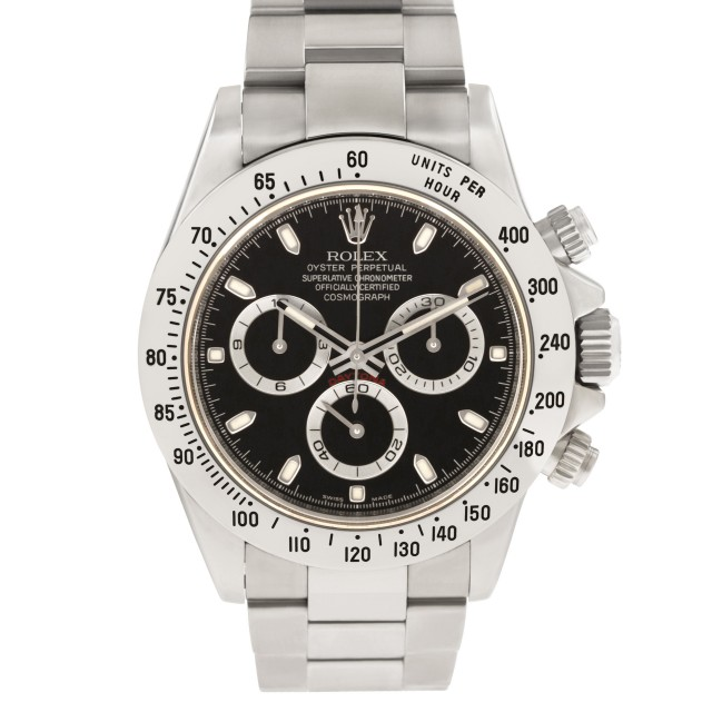 Rolex Daytona 38mm 116520 image 1