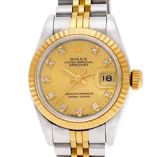 Ladies Rolex Datejust 26mm 69173 image 1