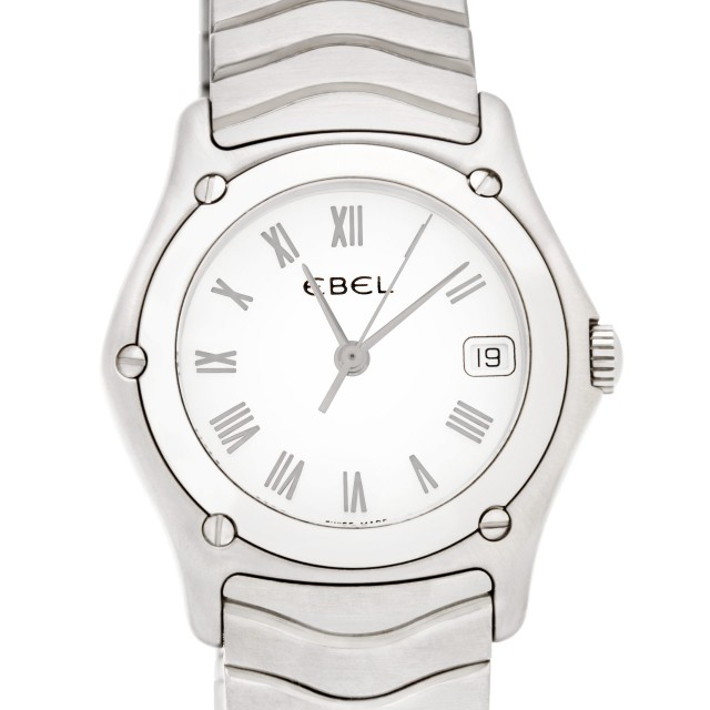 Ladies Ebel Classic Wave 27mm 9087F21 image 1
