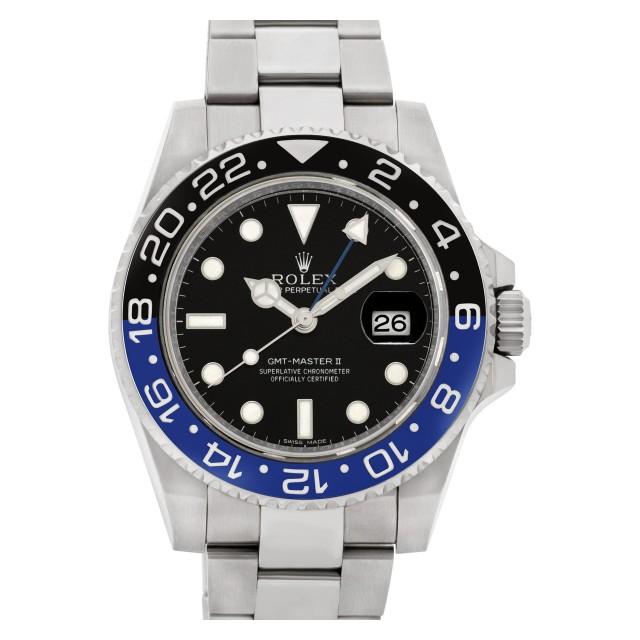 Rolex GMT-Master II 116710BLNR image 1